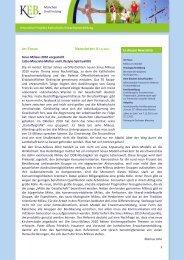 Newsletter 4 Januar 2012 - Katholische Erwachsenenbildung im ...