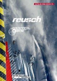 Katalog Reusch Zima 2013/14 PL