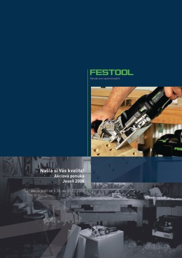 darček - Festool