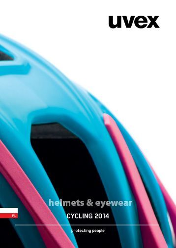 Katalog rowerowy Uvex - wiosna/lato 2014