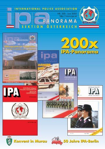 IPA-Panorama IPA-Panorama