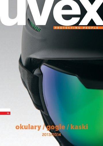 Katalog Uvex - zima 2013/2014