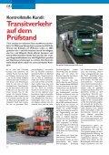 Kontrollstelle Kundl – Sicherheit im Transitverkehr! Kontrollstelle ... - Seite 6