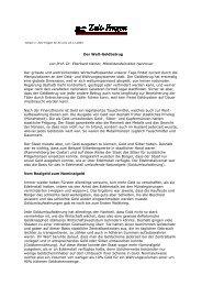 Der Welt-Geldbetrug von Prof. Dr. Eberhard Hamer ...