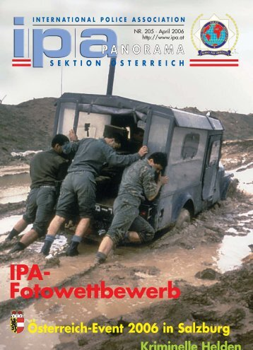 IPA- Fotowettbewerb