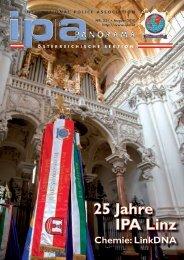 25 Jahre IPA Linz 25 Jahre IPA Linz - IPA Österreich