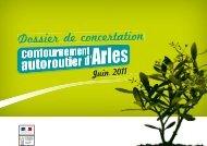 Dossier de concertation - Commission nationale du débat public