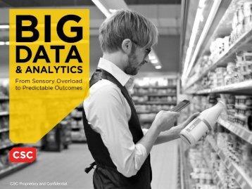 Big Data & Analytics - IBM