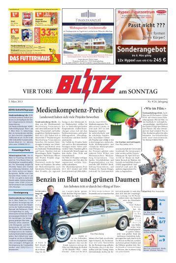 Sonderangebot - Mecklenburger Blitz Verlag und Werbeagentur ...