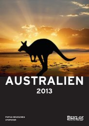 australien - Southern Cross Tours