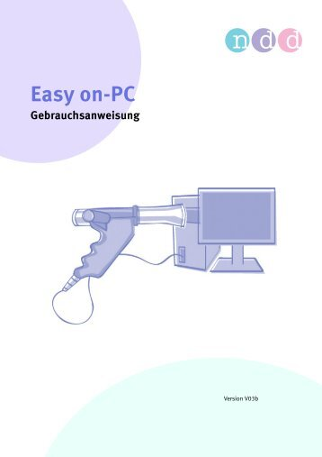 Easy on-PC_1210_GER.book - ndd Medical Technologies