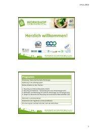 Präsentation Automotive Recycling