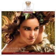 Beauty-Folder - Hotel Alpina