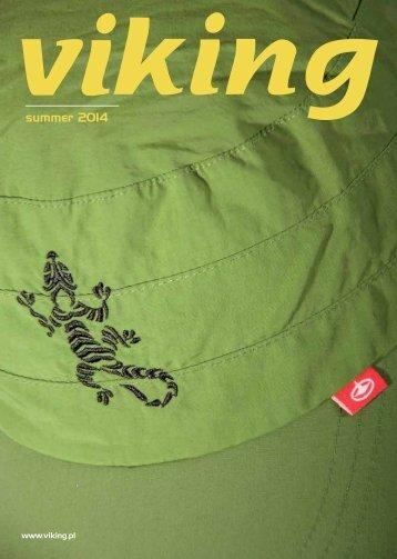 Katalog Viking - wiosna/lato 2014