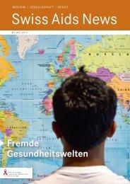 Fremde Gesundheitswelten - Aids-Hilfe Schweiz