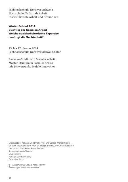 Download - Fachhochschule Nordwestschweiz
