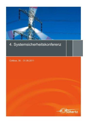 30.08.2011 - 50Hertz Transmission GmbH