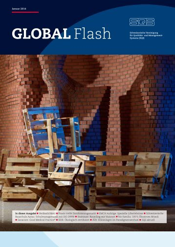 GLOBAL Flash, Ausgabe Januar 2014 - SQS