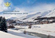 Aktionsprogramm 2020 herunterladen - Zuoz