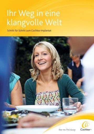 Ihr Weg in eine klangvolle Welt - Hörgeräte Seifert GmbH