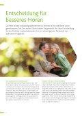 Ihr Weg in eine klangvolle Welt - Hörgeräte Seifert GmbH - Seite 4