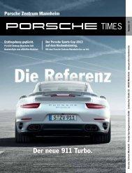 Ausgabe 2/13 - Porsche Zentrum Mannheim