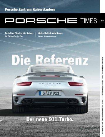 Ausgabe 2/2013 - Porsche
