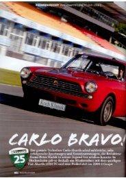 CARLO BRAVO! aus der