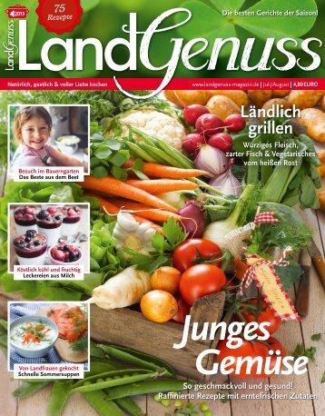 LandGenuss - Gutshaus Stolpe