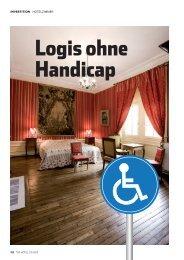 Artikel Top Hotel 09/2013 Logis ohne Handicap - Landhotel Grüner ...