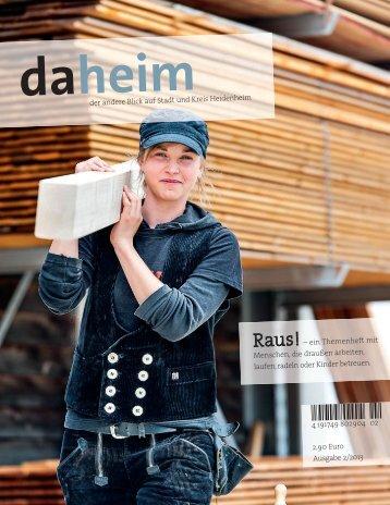 daheim - Uwe Maier Holzbau GmbH