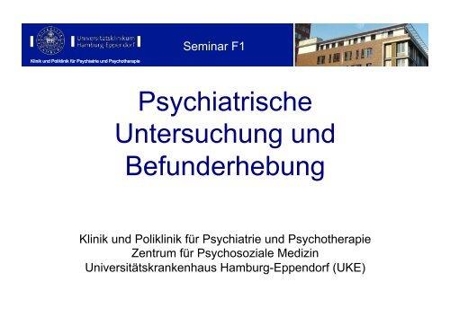 F1.Untersuchung und Befunderhebung.pptx - Universitätsklinikum ...