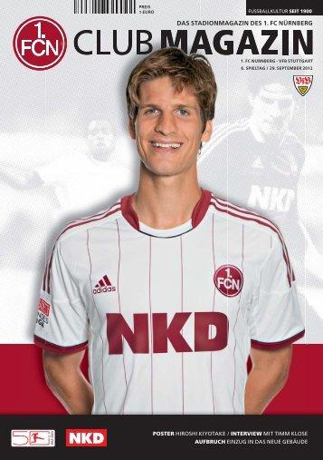 CM 03 STUTTGART.indd - 1. FC Nürnberg