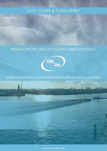 Zum Download unserer Firmenbroschüre klicken ... - stuewe-klima.de
