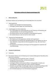 BVI-Analyse-Leitlinien für Hauptversammlungen 2014 1 ...