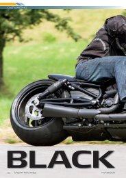 RST Black Dog im Dreammachines Roadbook