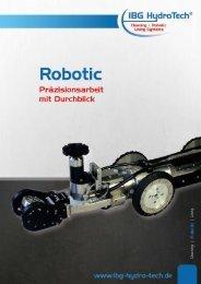 Robotic System - IBG Hydro-Tech