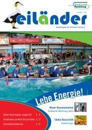 Ausgabe 1/2013 - Stadtwerke Rendsburg