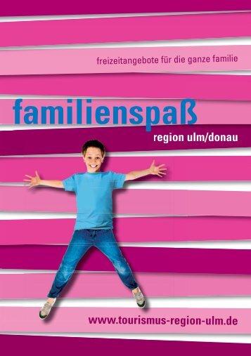 familienspaß regionulm