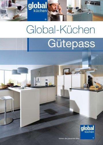 Global-Küchen Gütepass - Brandl