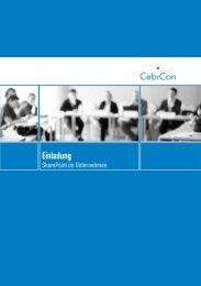 Hier - CebiCon GmbH