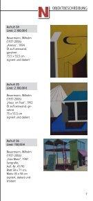 Auktionskatalog als PDF-Datei. - Galerie Depelmann - Seite 7