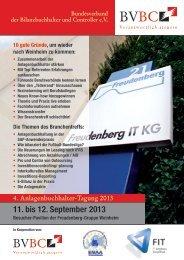 11. bis 12. September 2013 - EMAA