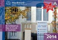 Anzeigen - Haus & Grund Saarland