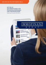 Privatanlegerfolder August 2013 | PDF - Immofinanz