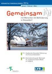 Stadt Düsseldorf (PDF, 1,12 MB) - Landschaftsverband Rheinland