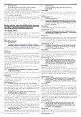 Bekanntmachung Bekanntmachung Urlaubszeit ... - Memmelsdorf - Seite 5