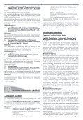 Bekanntmachung Bekanntmachung Urlaubszeit ... - Memmelsdorf - Seite 6