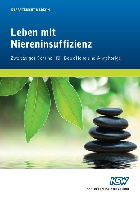 Programm - im Kantonsspital Winterthur