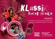 Klassik macht Schule 2012